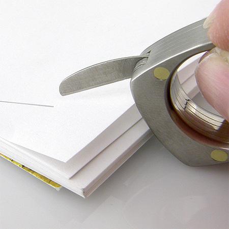 Titanium Utility Ring
