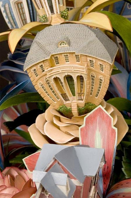 Architectural Flower