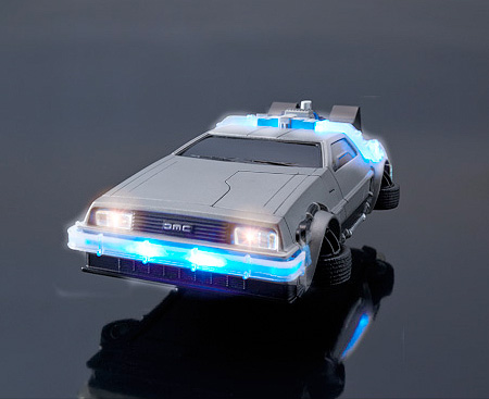 DeLorean Phone Case
