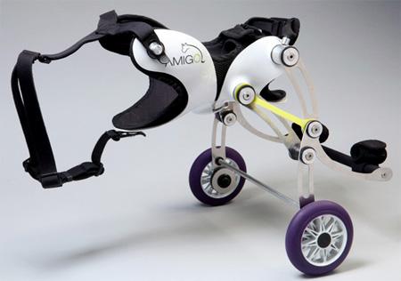 Nir Shalom Dog Wheelchair