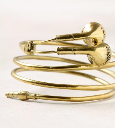 Apple Earbuds Bracelet