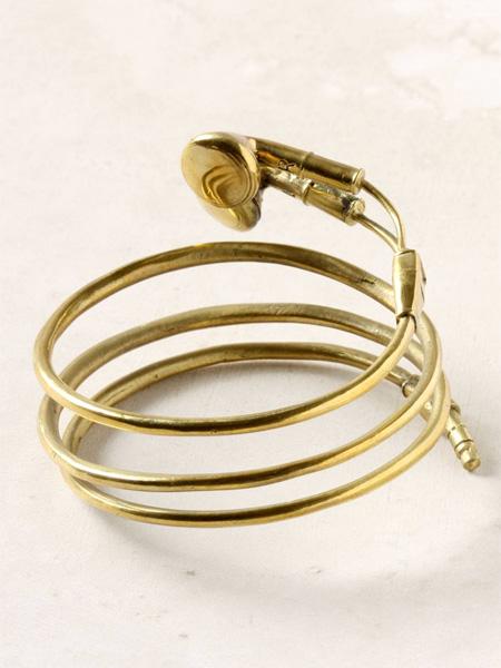 Apple Earphones Bracelet