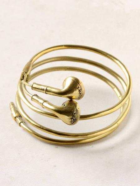 Earbuds Bracelet