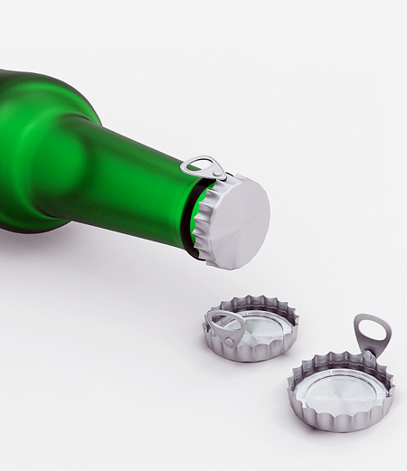 Gonglue Jiang Bottle Cap