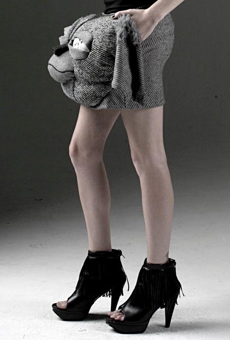Gizmo Gremlins Skirt