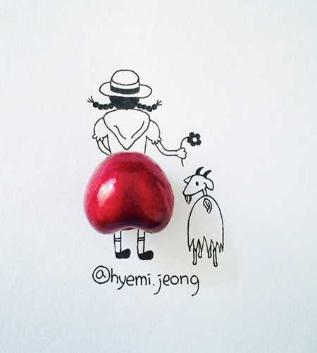 Instagram Artist Hyemi Jeong