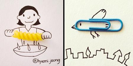 Creative Art by Hyemi Jeong