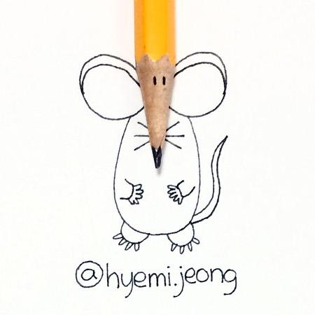 Hyemi Jeong Creative Drawing