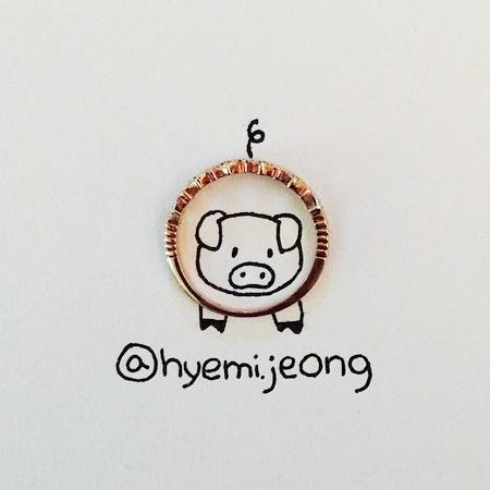Hyemi Jeong Artworks