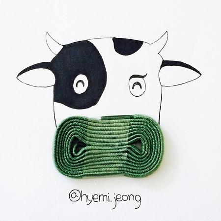 Hyemi Jeong Drawing