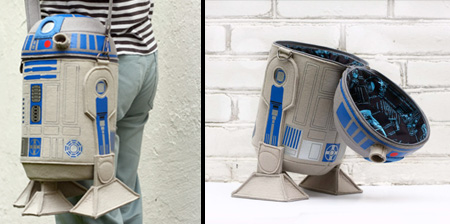 Star Wars R2-D2 Handbag