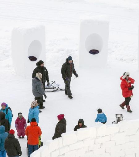 Ice Playground