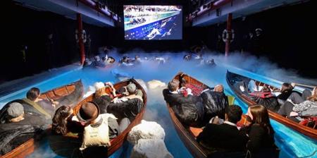 Titanic Movie Theater
