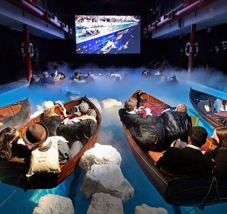 Swimming Pool Movie Theater