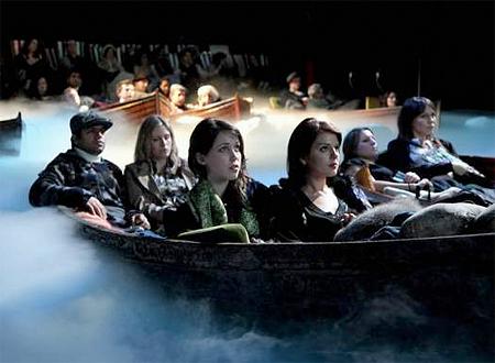 Titanic Inspired Movie Theater