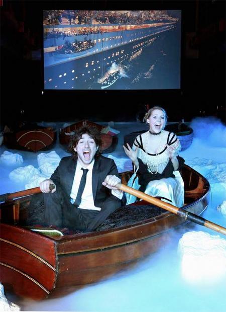 Sky HD Movie Theater