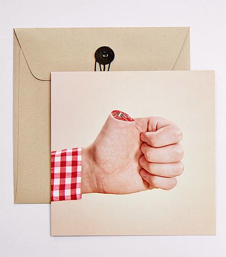 Justin Poulsen Thumb Drive