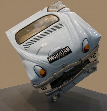 VW Beetle Box