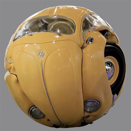 VW Beetle Sphere
