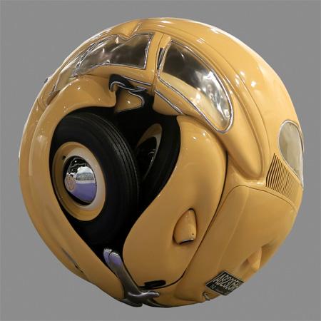 Ichwan Noor Beetle Sphere