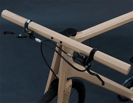 Paul Timmer Wooden Bike