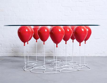 Air Balloon Coffee Table