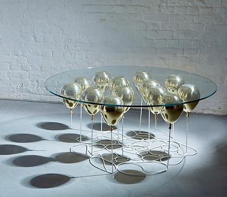 Duffy London Balloon Coffee Table