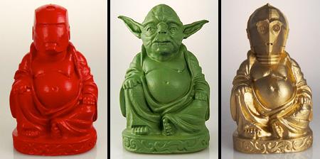 Modern Buddhas