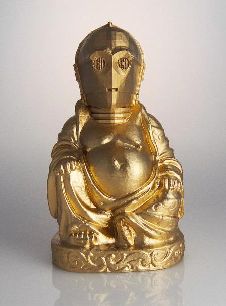 C3PO Buddha