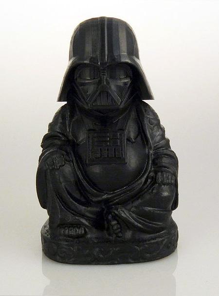 Darth Vader Buddha