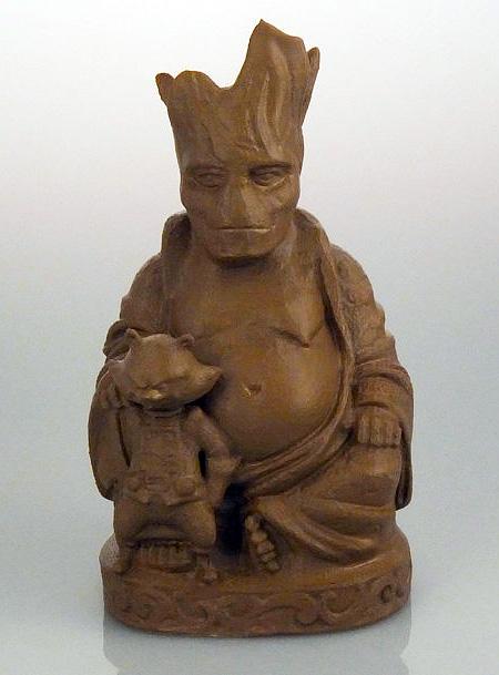 Groot Buddha
