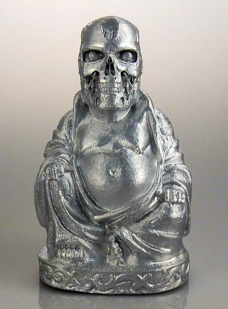 Terminator Buddha