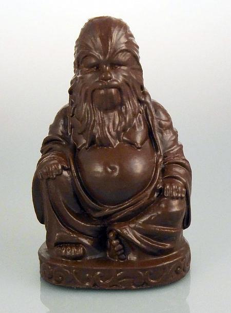 Chewbacca Buddha