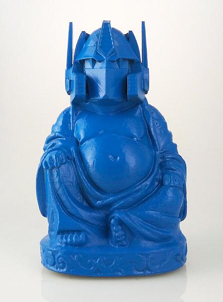 Optimus Prime Buddha