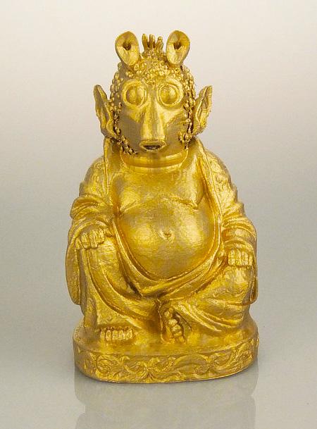 Chris Milnes Buddha