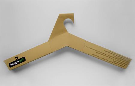Steve Haslip Hanger Packaging