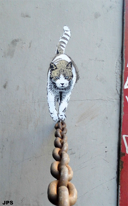 JPS Street Art