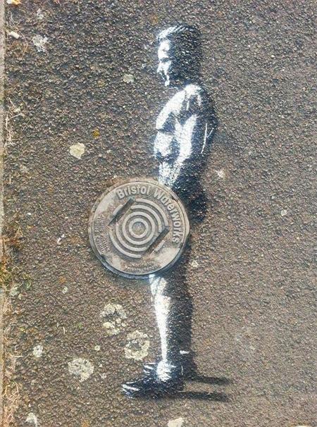 JPS UK Street Artist