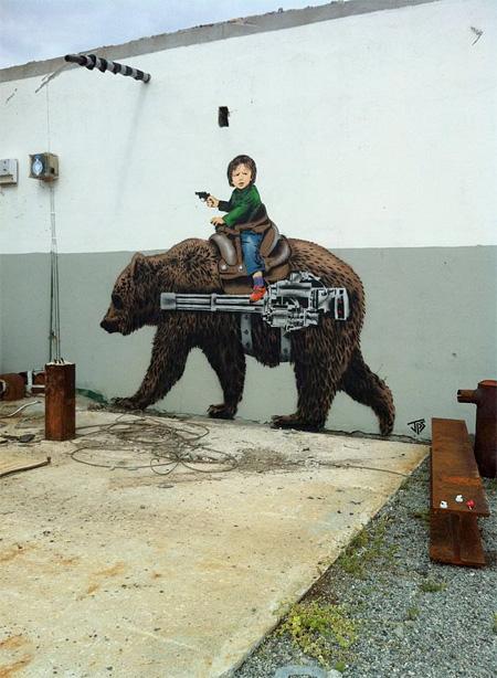 JPS Street Artist