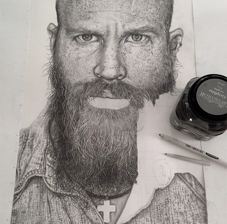 Monica Lee Pencil Art