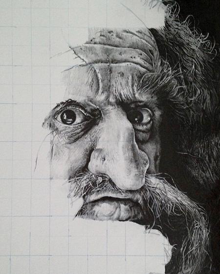 pencil drawings by monica lee