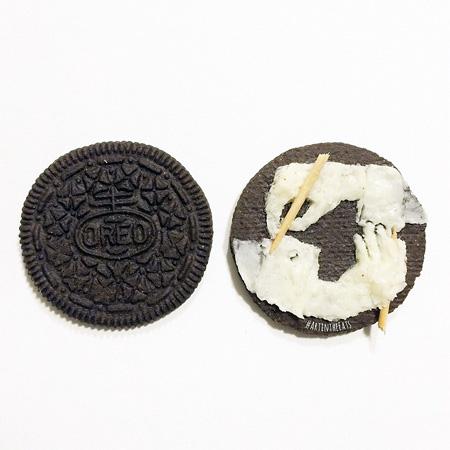 Tisha Cherry Cookie Art