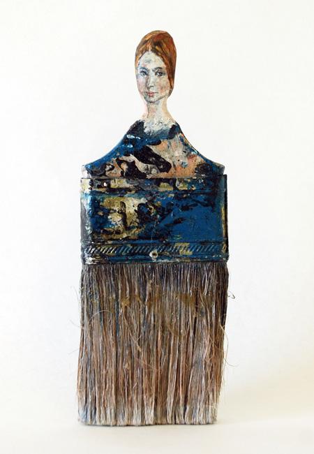 Paintbrush Portraits