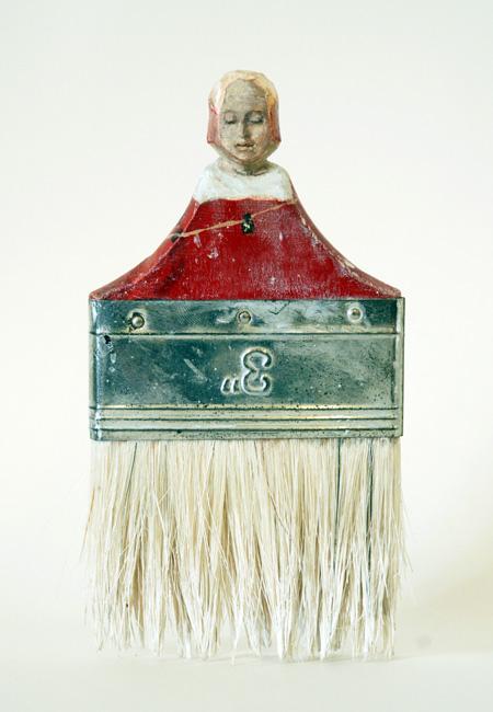 Paintbrush Portrait