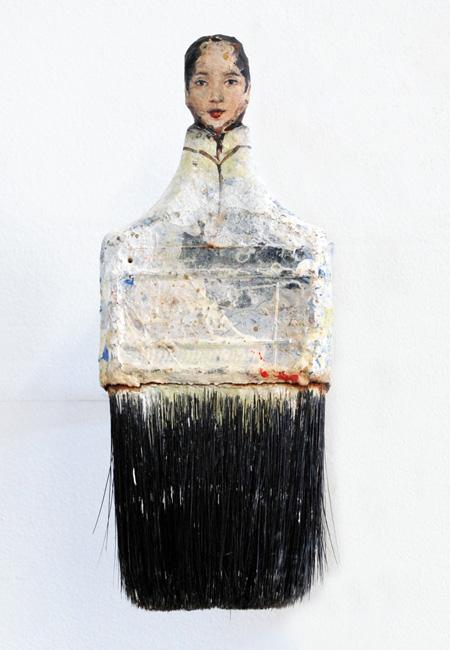 Rebecca Szeto Paintbrush Art