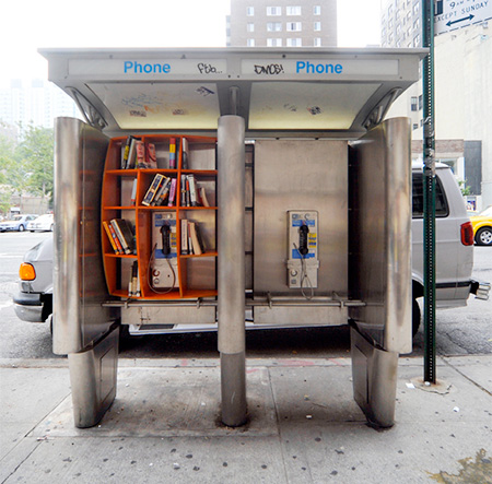 Phonebooth Library