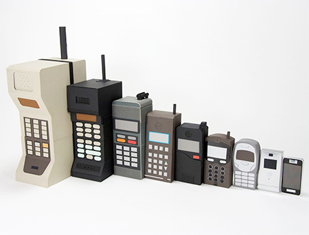 Kyle Bean Evolution of Phones