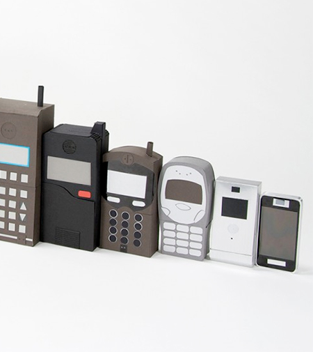 Kyle Bean Phone Evolution