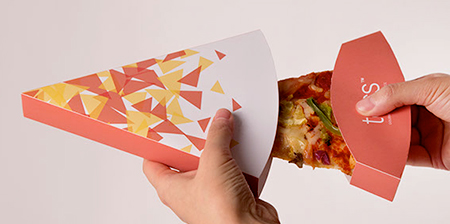 Pizza Slice Packaging