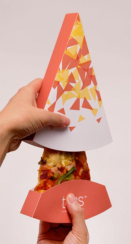 Pizza Slice Box
